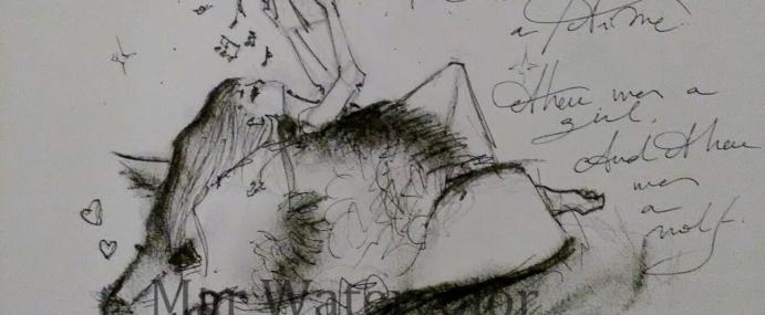 Demolished lovers. Drawings.