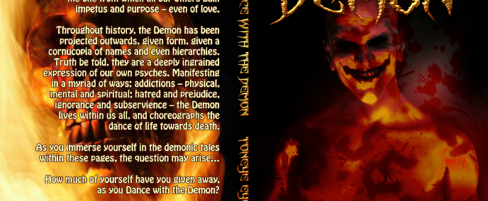 "HORROR ANTHOLOGY ""Dance With the Demon"" by 17 terrific authors"
