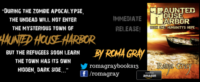 "BOOK REVIEW ""Haunted House Harbor"" by Roma Gray"