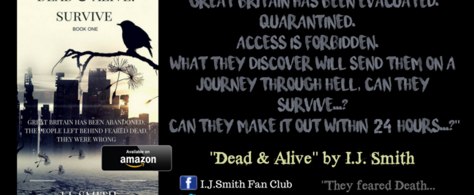 "BOOK REVIEW ""Dead & Alive: Survive"" by I. J. Smith"