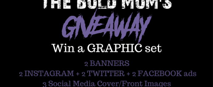AUTHORS! GIVEAWAY! Enter for the chance to win a GRAPHIC PROMOTIONAL SET!